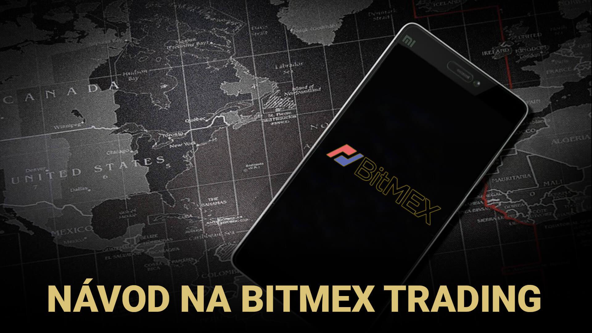 Návod na Bitmex trading image
