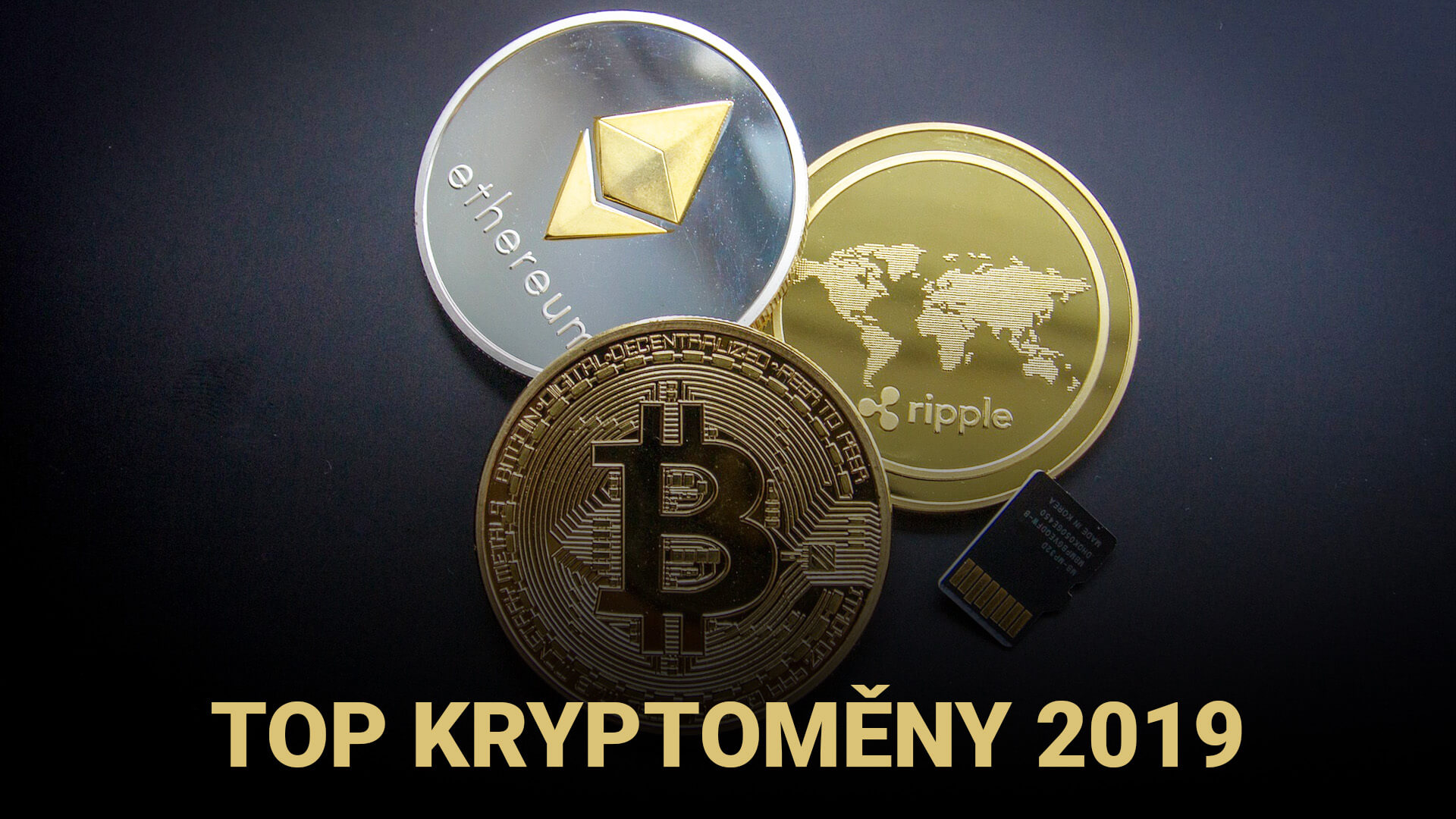 Top kryptoměny  2019 image
